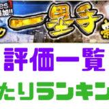 プロスピA-Sランク2019評価最新版!【一塁手】当りランキング