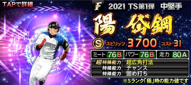 TSタイムスリップ2021第1弾陽